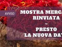 RINVIATA ~ Mostra Mercato dello Zafferano di Cascia 2016